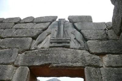 Porte de Mycènes