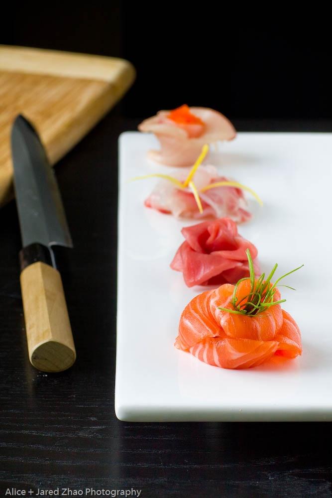 A force de me nourrir de poisson cru (sashimi), je vais me transformer en chat.