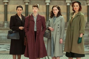The Bletchley Circle - cast