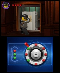 Lego City 3DS Thief