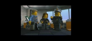 Lego City 3DS scene