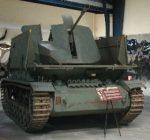 Flakpanzer Mobelwagen  sdkfz 161 3-01p