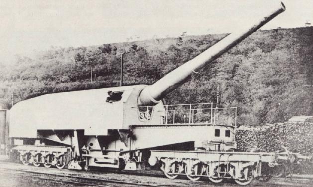 La guerre Eslagnes-Sinà Canon-de-274mm-sur-rails-modele-274-1893-96-Schneider-01d