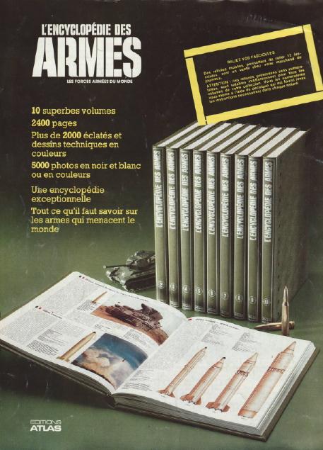 encyclopedie arme
