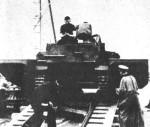 Schwimmpanzer PzKpfw 2 Ausf A-12d