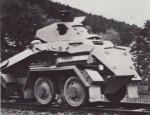 bussing NAG Sdkfz 231 draisine bl-01d