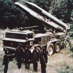 FROG 7 missile sol sol URSS-09d