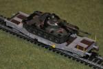wagon surbaisse 50 t SBB CFF armee suisse-05p