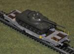 wagon surbaisse 50 t SBB CFF armee suisse-07p