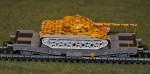 wagon surbaisse 50 t SBB CFF armee suisse-10p