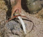 materiel marquage mine ES-01d
