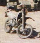 Yamaha dirt bikes Aus-02d