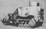 Peugeot M1923 halftrack-01d