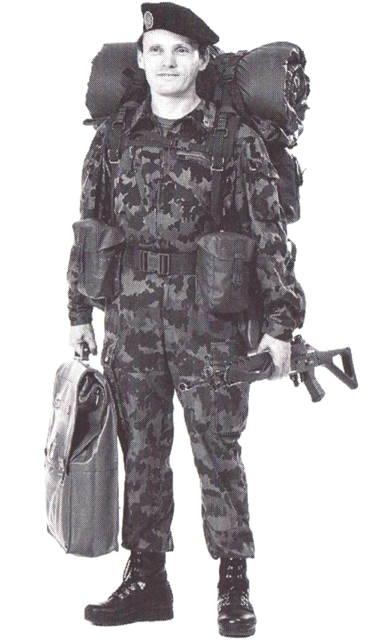 black uniforme sudiste