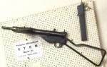 Enfield Sten Mk3 pistolet mitr GB-01p