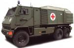 Mowag Bucher Duro 3 P ambulance CH-01d