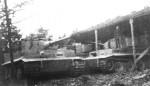 abri camoufle char D-03d
