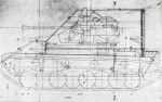 Flakpanzer 5 canon 37 mm PzKw 5-01d