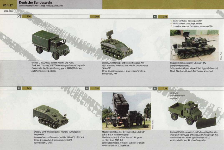 Ref 298 figurine soldats h0 Roco Minitanks