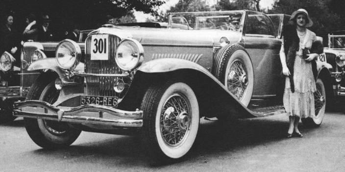véhicule coupé de ville Duesenberg J modèle 1929 | Le QG 1/72e de ...